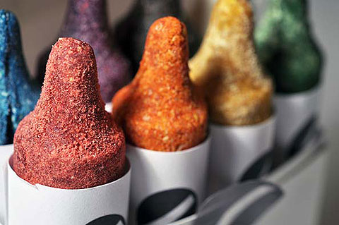 Luxirare's Edible Crayons
